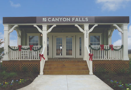 Canyon Falls Welcome Center