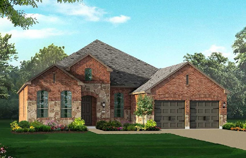 Highland Homes Plan 240 - Canyon Falls on plans for pool, plans for apartment complexes, plans for construction, plans for garages, plans for gates, plans for furniture,
