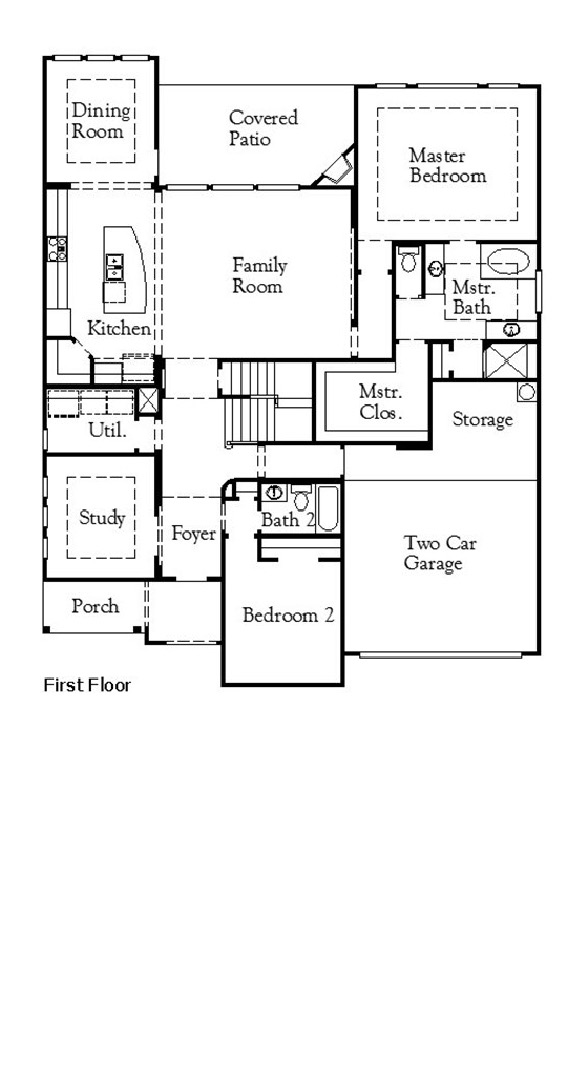 Coventry homes design 3341 for Coventry homes floor plans