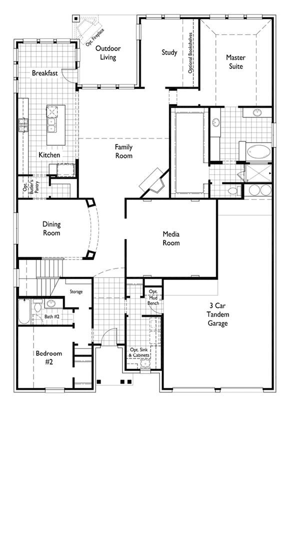 cf_highland_248_580x1080a Canyon P Az House Plans on arizona custom home plans, custom mountain home plans, arizona decks plans, trilogy at vistancia floor plans, 3 bed 1 bath ranch plans, greystone homes arizona floor plans, bill gates home floor plans,