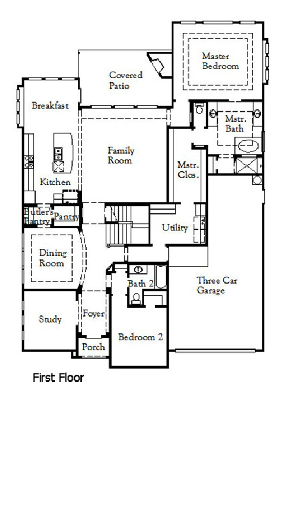 Coventry homes design 3630 for Coventry homes floor plans