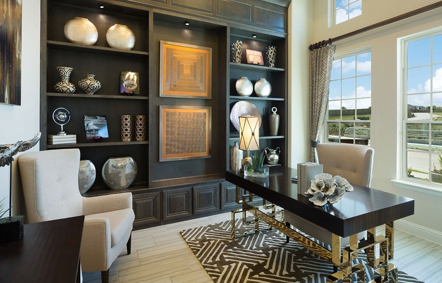 Canyon Falls Meritage Homes Rome Study
