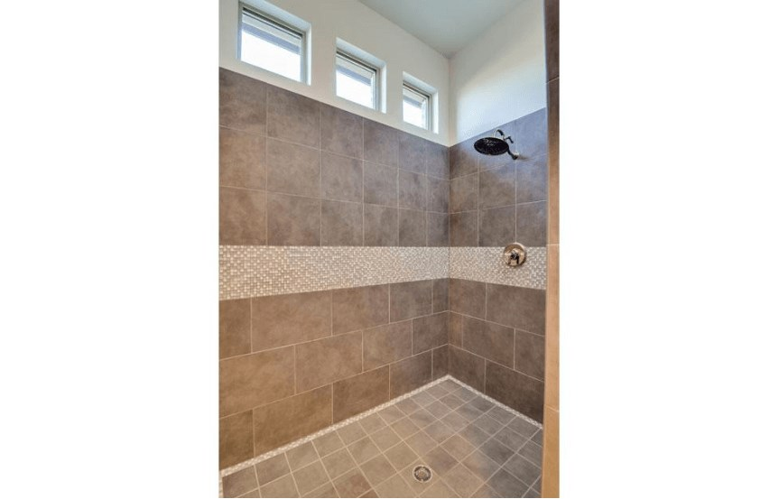 Drees Homes Plan Marley Shower in Canyon Falls