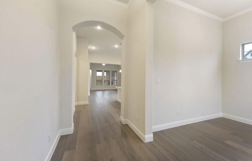 Coventry Homes Plan 2153 C Foyer in Canyon Falls