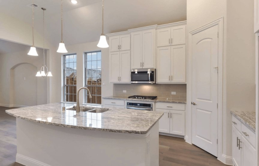 Coventry Homes Plan 2153 C Kitchen in Canyon Falls