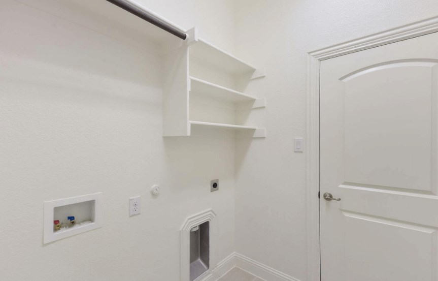 Coventry Homes Plan 2153 C Laundry Room in Canyon Falls