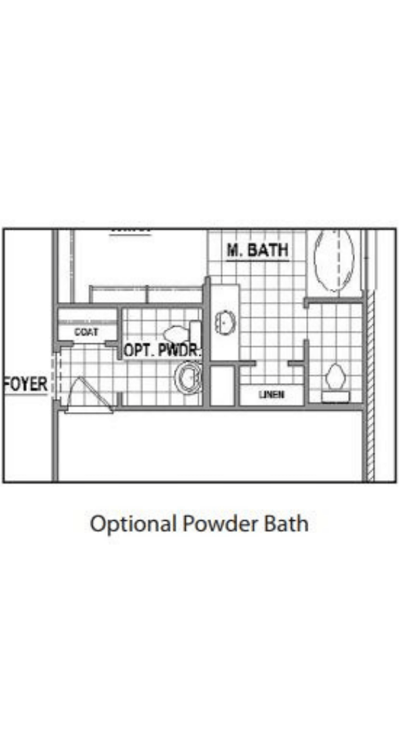 American Legend Homes Plan 1681 Floorplan Optional in Canyon Falls