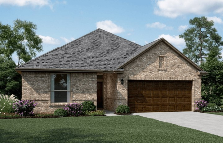 KHovnanian Homes Plan Rockford ll Elevation A  in Canyon Falls