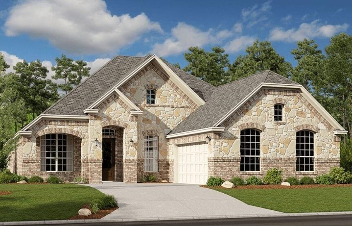 Canyon Falls | New-Home Community | Northlake, TX
